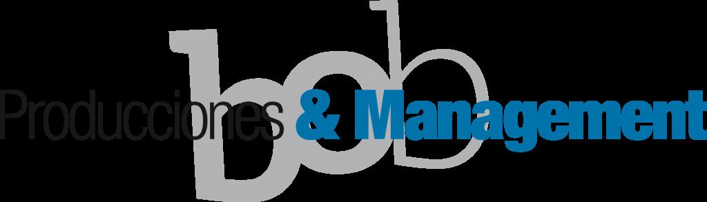 logo bob producciones